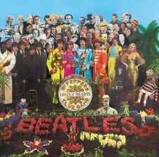 Beatles: Sgt. Peppers Lonely Hearts Club Band 180 Gram Vinyl