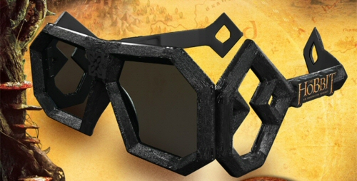 Hobbit Limited Edition 3D Glasses