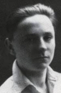 Young William Hartnell