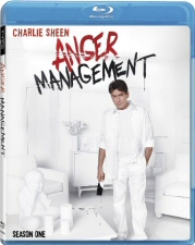 Anger Management Season 1 Blu-Ray