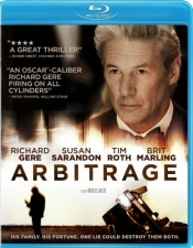 Arbitrage Blu-Ray
