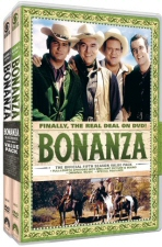 Bonanza Season 5 DVD