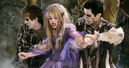 Hannah Montana: Zombie High
