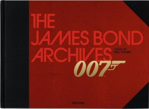 James Bond Archives by Taschen