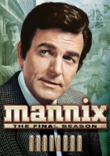 Mannix: Final Season DVD