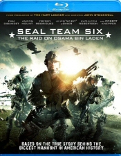 Seal Team Six: The Raid on Osama Bin Laden Blu-Ray