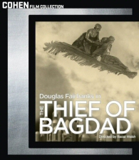 Thief of Bagdad Blu-Ray