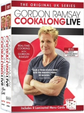 Gordon Ramsay: Cookalong Live DVD