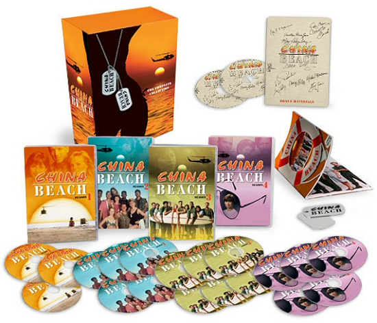 China Beach: The Complete Series on DVD from Time-Life