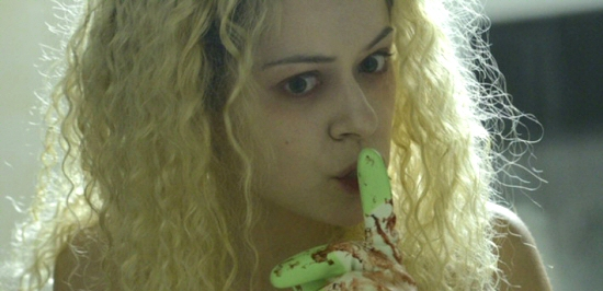 Helena from Orphan Black
