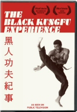 Black Kung Fu Experience DVD