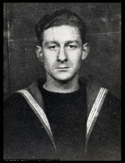 Jon Pertwee from the HMS Hood