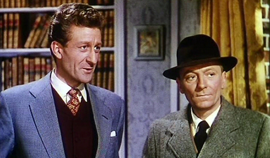 Jon Pertwee and William Hartnell from Will Any Gentleman...?