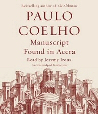 Manuscript Found in Accra by Paulo Coelho Audiobook