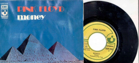 Pink Floyd Money Single