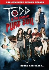 Todd and the Book of Pure Evil Season 2 DVD