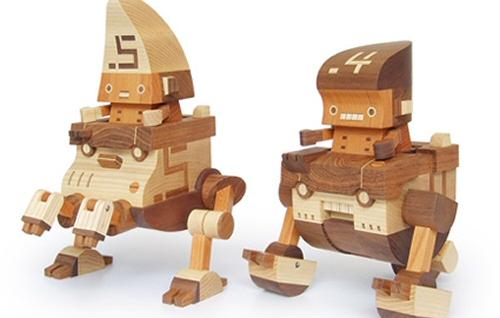Robots of Take-G Toys
