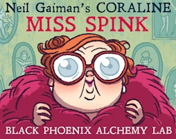 BPAL Coraline MISS SPINK