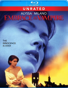 Embrace of the Vampire 1995 Blu-Ray