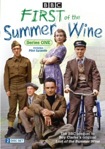 First of the Summer Wine Series 1 DVD