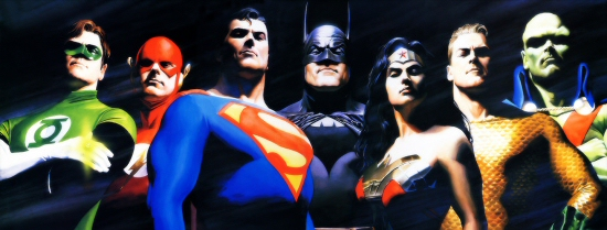 Alex Ross Justice League