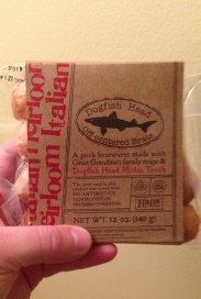 Dogfish Head Midas Touch Brat