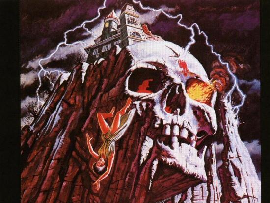 House on Skull Mountain