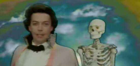 Tim Curry - Anything Can Happen on Halloween from The Worst Witch
