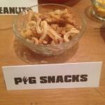 Pig snacks