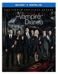 Vampire Diaries Season Eight Blu-ray