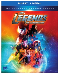 DCs Legends of Tomorrow Season Two Blu-ray