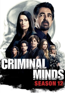 Criminal Minds Season 12 DVD