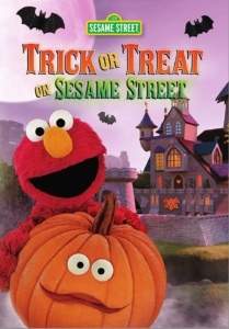 Sesame Street Trick or Treat Sesame Street DVD