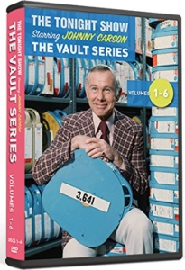 Tonight Show Vault Series Volumes 1-6