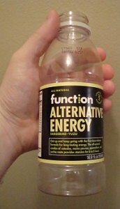 Energy Drink Alternative