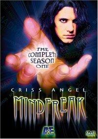 Criss Angel: Mindfreak: The Complete Season One (2005 ... | 200 x 282 jpeg 17kB